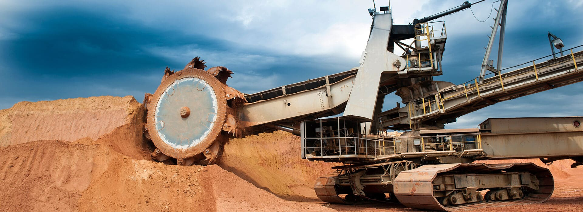 Mining Industries Served by TMT